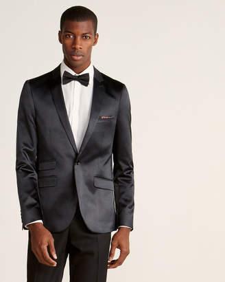 Paisley & Gray Skinny Fit Satin Sport Coat