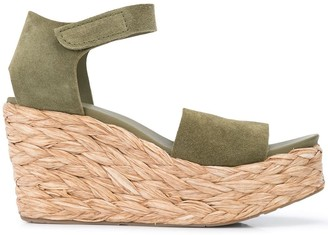 Pedro Garcia Doryra wedge sandals