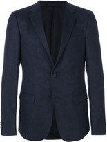 Z Zegna classic blazer - men - Polyamide/Cupro/Wool - 46