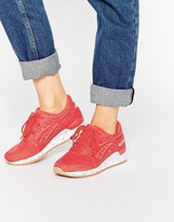 Asics Gel Lyte III Red Sneakers