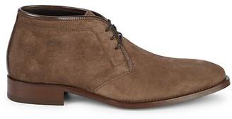 Johnston & Murphy Cormac Suede Chukka Boots