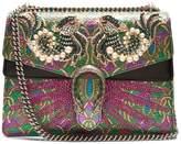 Gucci Dionysus embellished brocade shoulder bag
