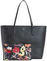 GUESS Lottie Large Clutch Tote