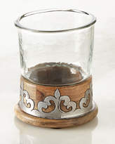Horchow Heritage Collection Glass Tumbler