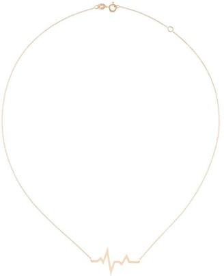 Diane Kordas Heartbeat necklace