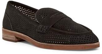 Vince Camuto Kanta Perforated Leather Loafer