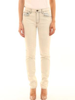Proenza Schouler Faded Skinny Jeans