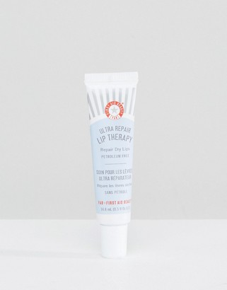 First Aid Beauty Ultra Repair Lip Therapy 0.5 fl oz-No Color