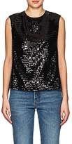 Marc Jacobs Women's Sequin-Embellished Blouse