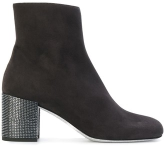 Rene Caovilla Ankle Booties