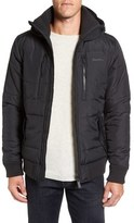 Bench Men's Armature Quilted Hooded Puffer Jacket
