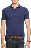Polo Ralph Lauren Mesh Slim Fit Polo Shirt