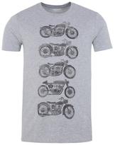 George Motorbike Graphic T-Shirt