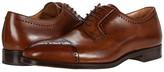 Gravati Cap Toe 5 Eyelet Oxford (Cognac) Men's Shoes