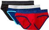 Andrew Christian Almost Naked Cotton Brief - Pack of 3