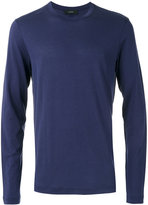 Joseph long sleeve sweatshirt - men - Cotton/Lyocell - S