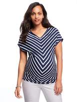 Old Navy Maternity Shirred Dolman-Sleeve Tee