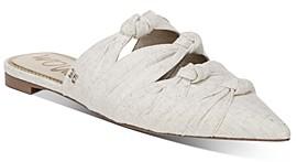 Sam Edelman Women's Shanti Slip On Pointed Flats