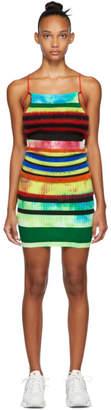 Agr AGR SSENSE Exclusive Multicolor Strap Dress