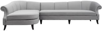 Jennifer Taylor Jenifer Taylor Victoria Upholstered Left Sectional Sofa