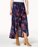 American Rag Juniors' Printed Tulip Maxi Skirt, Created for Macy's