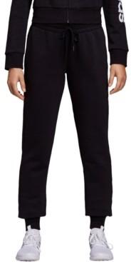 adidas Essentials Linear Fleece Pants