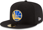 New Era Golden State Warriors Solid Team 59FIFTY Cap