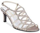 Caparros A-List Caged Slingback Evening Sandals