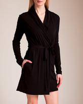 Woolrich Skin 365 Superfine Short Robe