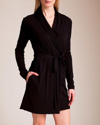 Woolrich 365 Superfine Short Robe