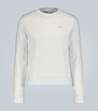 Off-White Arrow Logo crewneck sweater