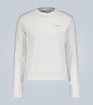 Off-White Arrow Logo crewneck sweatshirt