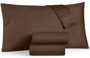 Charter Club Damask Extra Deep Pocket California King 4-Pc Sheet Set, 550 Thread Count 100% Supima Cotton, Created for Macy's Bedding