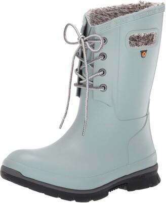Bogs Women's Amanda Plush Rain Boot