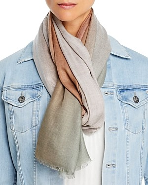 Fraas Ombre Gradient Wrap Scarf - 100% Exclusive