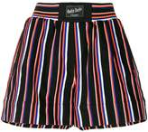 Marcelo Burlon County of Milan striped shorts