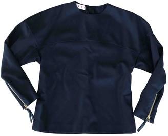 Marni Blue Wool Tops