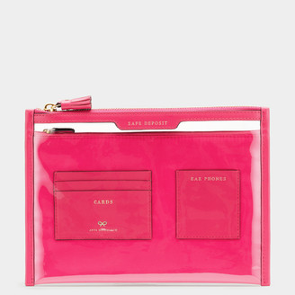 Anya Hindmarch Safe Deposit Case