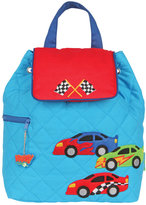 Stephen Joseph Kids Boys) Quilted Race Car Backpack