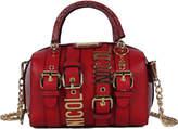 Nicole Lee Hilliard Belt Embellish Mini Handbag (Women's)