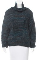 Zadig & Voltaire Crotchet Turtleneck Sweater w/ Tags