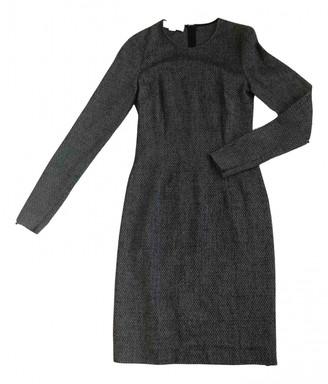 Stella McCartney Black Wool Dresses