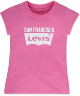 Levi's San Francisco Graphic-Print City T-Shirt, Toddler Girls (2T-5T) & Little Girls (2-6X)