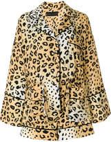 KENDALL + KYLIE Kendall+Kylie leopard print playsuit