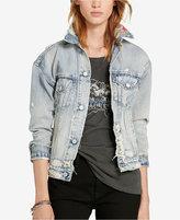 Denim & Supply Ralph Lauren Lorimer Boyfriend Denim Jacket