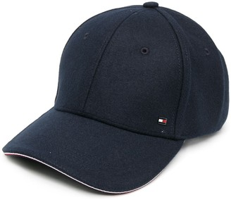 Tommy Hilfiger Logo-Embroidered Baseball Cap