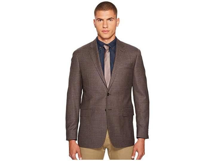Todd Snyder White Label Check Sport Coat Men's Jacket
