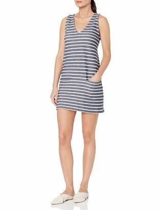French Connection Women's Normandy Stripe Vneck Dress