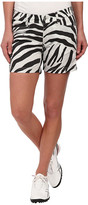 Bogner Fiora-G Zebra Print Shorts