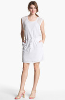Vince Camuto Two by Lace Overlay Dress